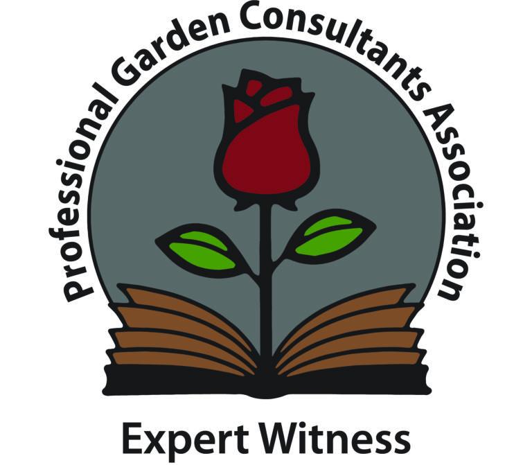 professional garden consultants association expert witness Karl Harrison